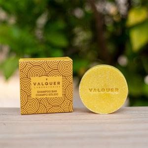 Valquer Champú sólido Acid (extracto de limón y canela). 50 G.
