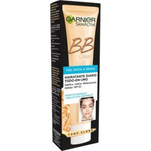 Skin Natural BB Cream piel mixta grasa - Claro