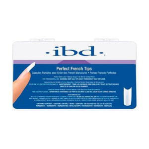 IBD TIPS PARA MANICURA FRANCESA 100 UDS.